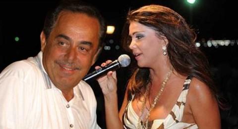 مي الحريري عن احتمال عودتها لملحم بركات: آه ليش لاء!